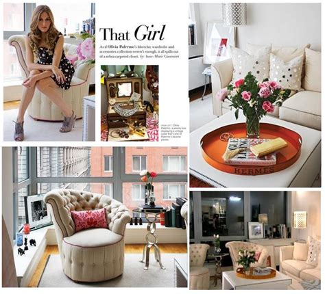 olivia palermo home decor olivia palermo apartment girl room design ideas