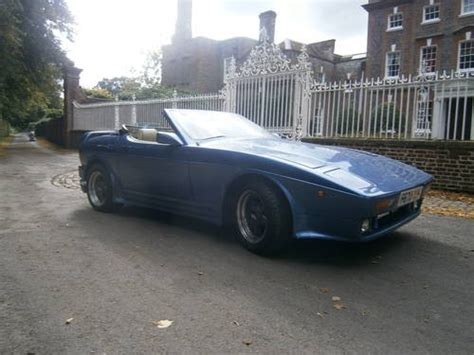 Tvr 450 Se For Sale For Sale Tvr 450se 1988 Classic Cars Hq