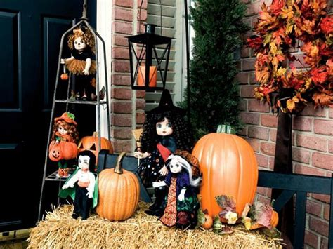 halloween decoration ideas home 34 halloween home decore ideas inspirationseek com
