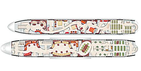 air force one layout interior plan air force one