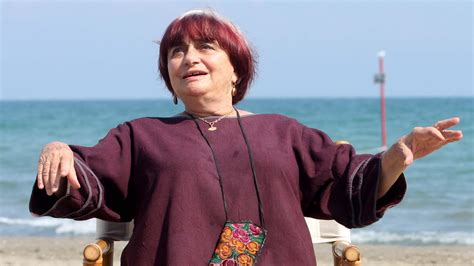 agnes varda liverpool agn 232 s varda interview the nouvelle vague director has new