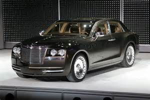 Chrysler Imperial 2006 Chrysler Imperial Concept Images Specifications