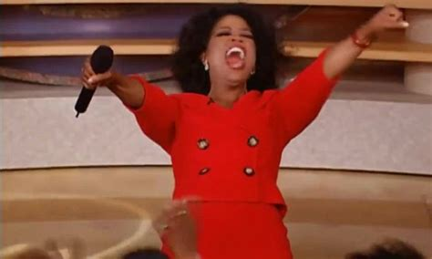 Oprah Meme You Get A - lock stock and pork barrel why it pays to be in a