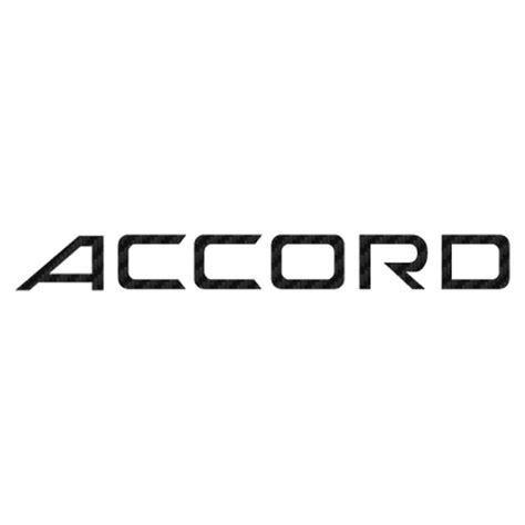 Sticker Honda Accord by Sticker Carbone Honda Accord