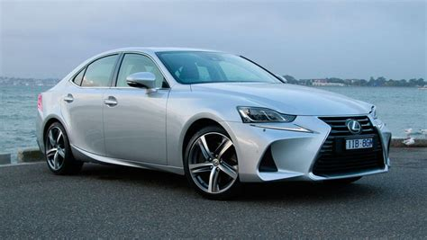 Lexus Is350 Sport Luxury 2017 Review Carsguide
