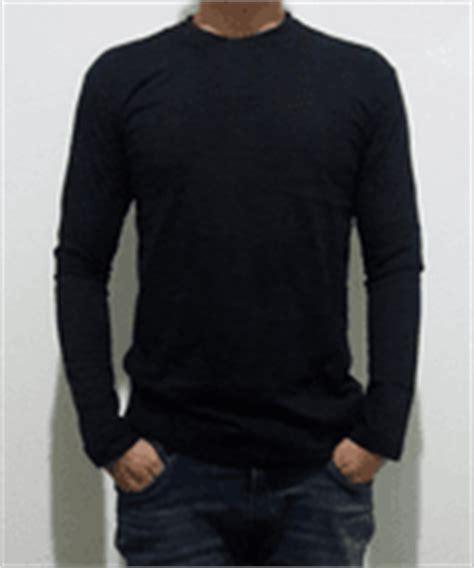 Kaos Dickies Tangan Panjang 02 1 kaos polos lengan panjang model ringer kaos murah bandung