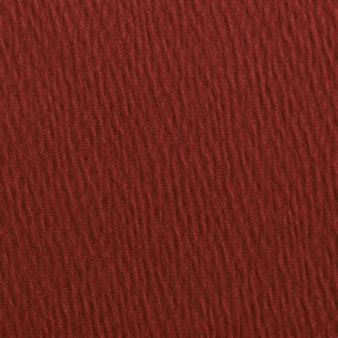 textured upholstery fabric brick red solid textured wrinkle look upholstery fabric by