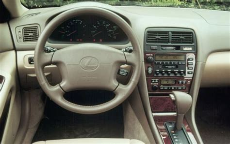 2001 lexus es300 interior used 2001 lexus es 300 for sale pricing features edmunds