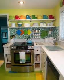 colorful kitchen cabinets ideas small kitchen decorating tips decoration ideas