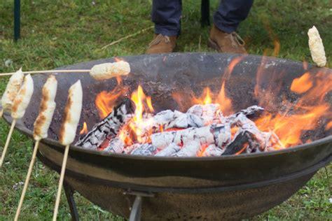 feuerschale 1m feuerschale oder aztekenofen