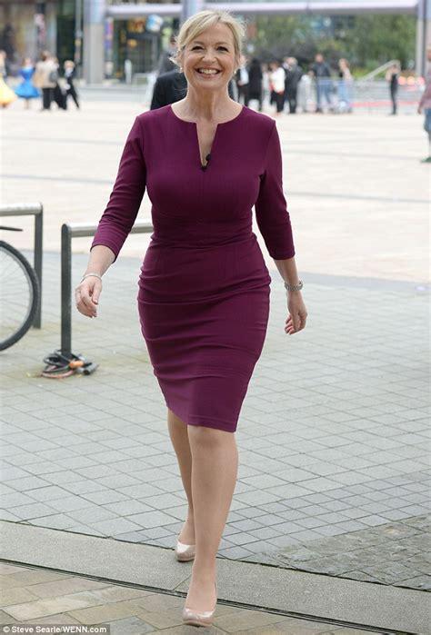 Caroll Dress carol kirkwood hopes she won t to wear skirts