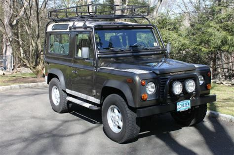 defender land rover 1997 purchase used 1997 land rover defender in fairfield