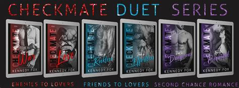 checkmate duet series 3 logan books checkmate this is beautiful by kennedy fox release day
