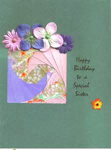 Handmade Card - handmade cards the of the carte cheap and cheerful