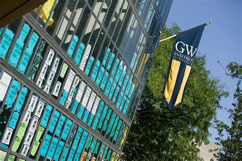 The George Washington Mba Ranking by Why U S News Kicked Gw Its Mba Ranking