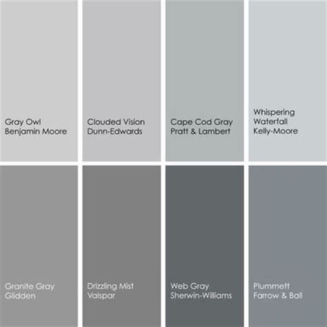 best 25 gray paint colors ideas on