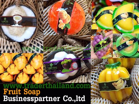 Fruity Booster Soap By Bbbn Thailand 수제 스파 호텔 허브 과일 oem 태국 품질 바나나 비누 화장실 비누 상품 id 50031901626 korean alibaba