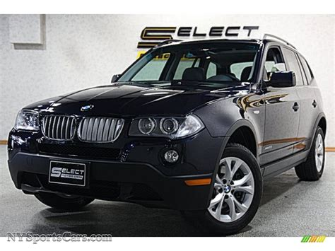 how cars engines work 2009 bmw x5 regenerative braking 2009 bmw x3 xdrive30i in monaco blue metallic j27314 nysportscars com cars for sale in new
