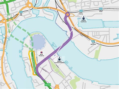 thames river ferry map mayor urged to scrap polluting thames crossing plans