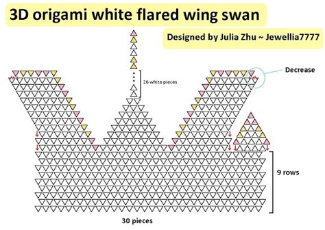 3d origami pattern 71 best images about 3d origami patronen on