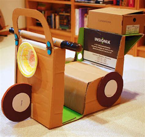 cardboard crafts for 10 crafty cardboard ideas tinyme