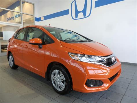 New Honda Fit 2018 by New 2018 Honda Fit Lx Hatchback In Indiana Pa 58223