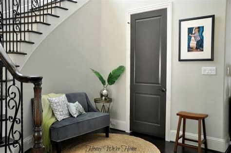 sherwin williams black fox for the home