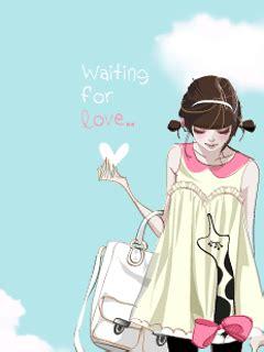 gambar animasi korea i you anime cinta sejati animasi korea meme lucu bergerak