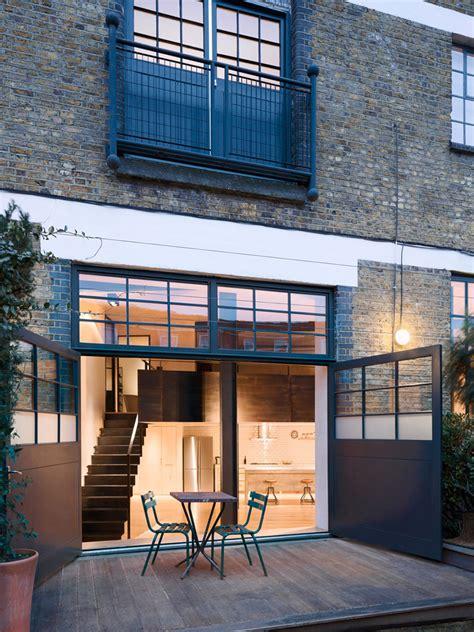 london warehouse conversion  sadie snelson architects