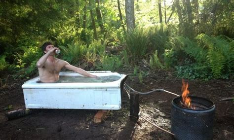 make your bathtub a jacuzzi 10 diy hot tubs that are inexpensive to build the self