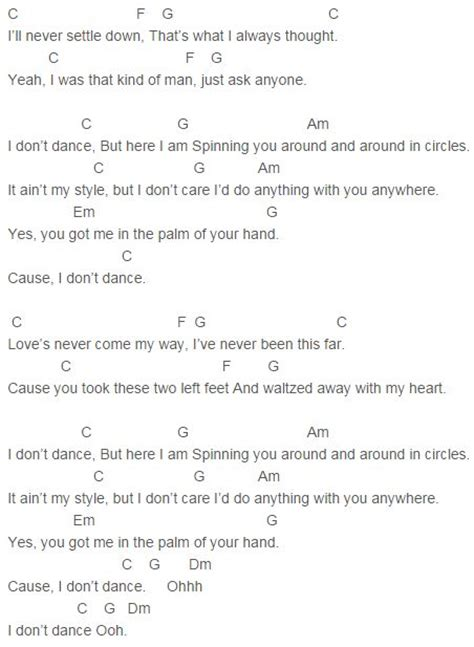 strumming pattern shut up and dance lee brice i don t dance chords capo 1 lee brice