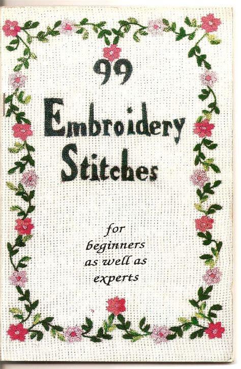 libro embroideries 51 mejores im 225 genes de libros bordado en puntos de bordado bordado y libros de