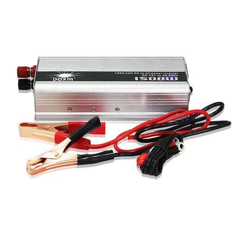 Sale Jual Power Inventer Dc 12v To Ac 220v Tbe 3000 Watt car charger 1500w watt dc 12v to ac 220v car power inverter converter transformer power supply
