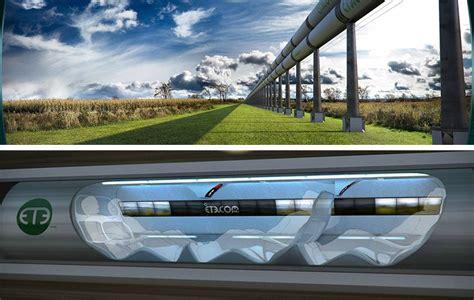 Tesla High Speed Rail Images