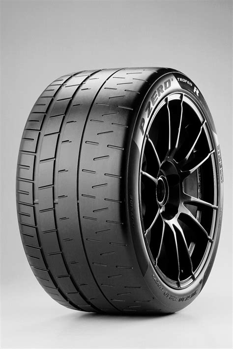 Pirelli P Zero Trofeo Tyres Now In Singapore
