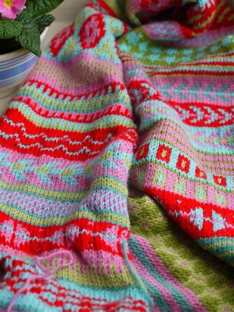 knitting pattern fair isle scarf 125 best images about fair isle style on pinterest fair