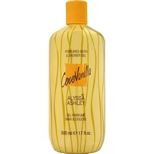 Alyssa Vanilla Lotion 750 Ml cocovanilla bath shower gel alyssa parfumdreams