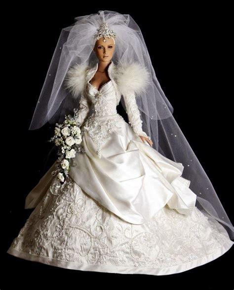 Beautiful bride fashion of barbie beauties pinterest