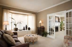 living room with bay window stanford home design