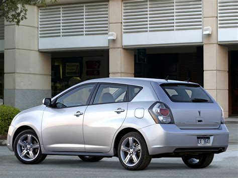 pontiac vibe 2008 2009 2010 autoevolution