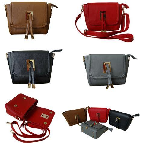 Tas Selempang Wanita Mini Hibriant tas selempang wanita mini hubsch terbuat dari bahan kulit
