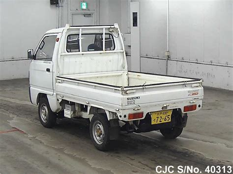 auto air conditioning repair 1990 suzuki sj electronic throttle control 1990 suzuki carry truck for sale stock no 40313 japanese used cars exporter