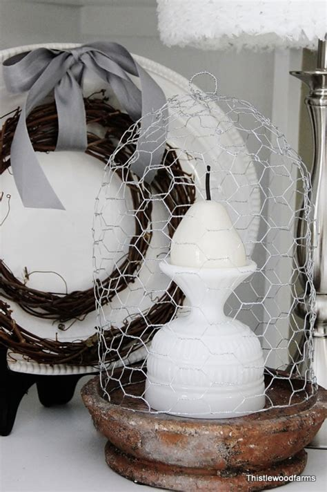 wire diy projects collection of farmhouse chicken wire diy projects the cottage market