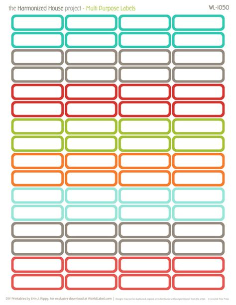 Galerry printable planner markers