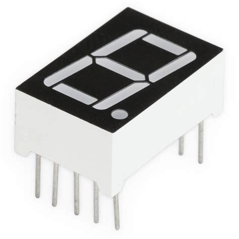 Seven Segment 7 Segment 0 56 0 56 Inchi 0 56 Inchi Common Anoda led 7 segment 0 56 quot digit protostack