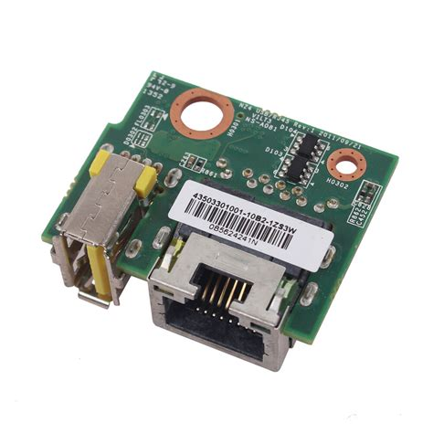 usb port ethernet network port board for lenovo thinkpad t430 t430i replacement ebay
