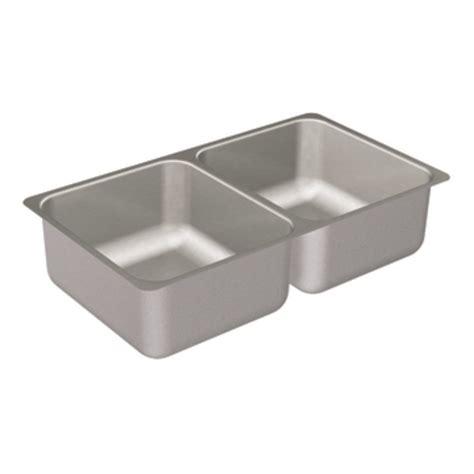 Moen Undermount Kitchen Sinks Moen 22257 Camelot Stainless Steel 20 Bowl Undermount Kitchen Sink Stainless Sinks