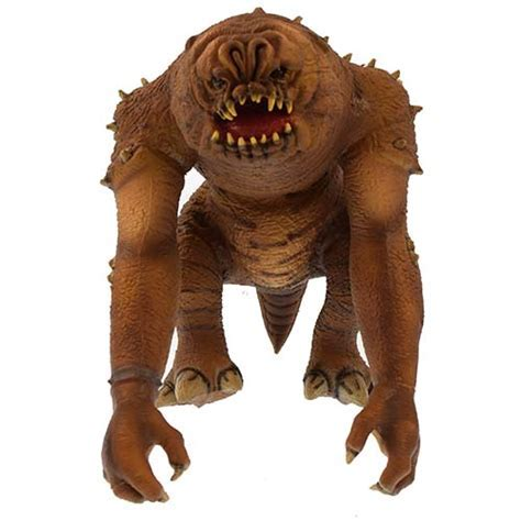 Disney Plush Latex Figure   Star Wars Weekends 2015   Rancor