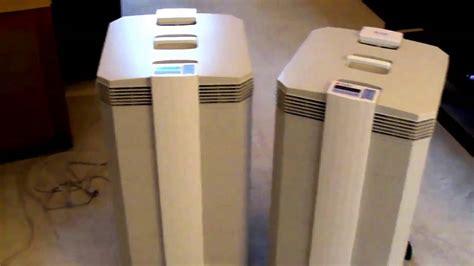 iqair healthpro  series air purifier review youtube