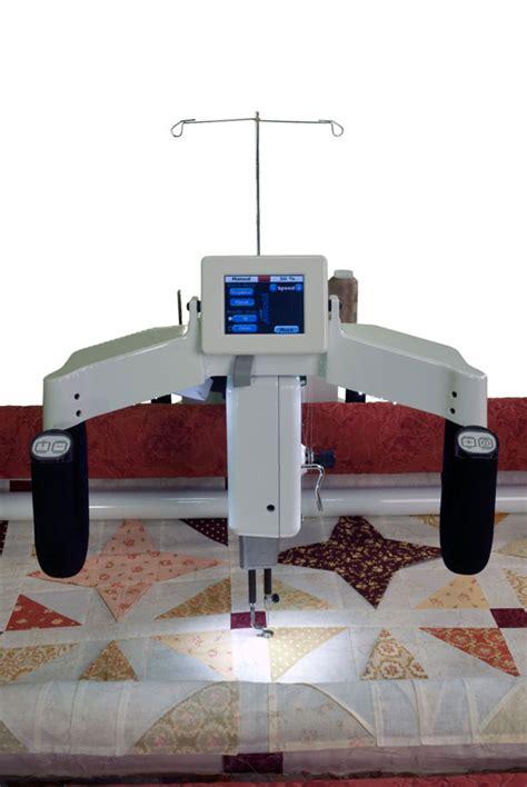 Hq Avante Longarm Quilting Machine by Hq 18 Avante Arm Show Model W 12ft Hq Studio Frame